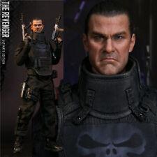 VTS the revenger ultimate edition punisher 2 grenade lot 1//6 scale toys Joe dam