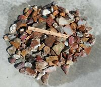 Rock Tumbler Tumbling Rough Large Mix Pretty Material for Rock Polishing