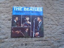 The Beatles Paperback Writer/ Rain Capitol Records 5651 With Picture Sleeve