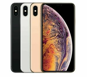 Apple iPhone XS 64GB 256GB 512GB Factory Unlocked Excellent Condition