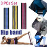 Resistance Hip Circle Bands Fitness Exercise Butt Band For Booty Thighs Legs New