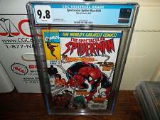 Spectacular Spider-Man #249 CGC 9.8 - Kraven - Luke Ross - Amazing cover!