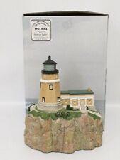 Harbour Lights Split Rock Lighthouse Minnesota #412 A11Lz 1995