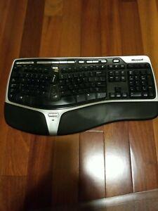 Microsoft Natural Wireless Ergonomic Keyboard 7000