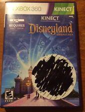 Kinect Disneyland Adventures Microsoft Xbox 360, 2011 (Requires Kinect Sensor)