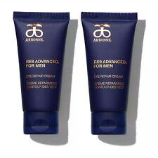Arbonne Re9 Advanced For Men Eye Repair Cream, 2x6ml Vegan Skin Care Anti Ageing