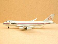 "Cargoluc B747-400F (LX-ICV) ""City of Ettelbrück"", 1:400 Dragon Wings"
