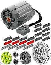 Lego Power Functions XL-Motor  (technic,truck,axle,gears,pin,car,pulley,loa