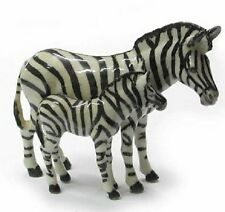 R097 Northern Rose Miniature - Zebra with baby