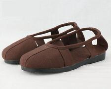 Buddhist Monk Shaolin Kung Fu Tai Chi Shoes Martial Arts Wushu Sneaker Comfort