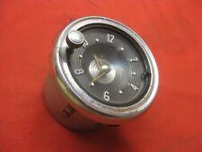 1953 Chevy Belair 210 Deluxe 2 & 4 Door Dash Clock (CORE)  7873