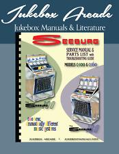 Seeburg Models Q100 & Q160 Service Manual, Parts Lists & Troubleshooting Guide