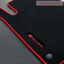 Mattenprofis Exclusiv Velour Fußmatten für Mercedes SLK R170 ab Bj.1996 - 2004 r