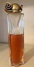 Used GIVENCHY Organza Women Eau de Parfume 100 ml 3.3 oz Vintage FREE SHIPPING