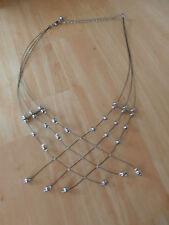 Criss-Cross Collar Nuevo Y En Caja