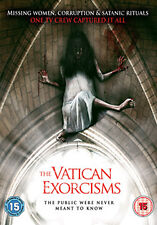 DVD:THE VATICAN EXORCISMS - NEW Region 2 UK 28