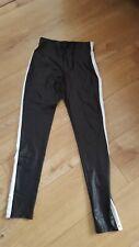 ASOS Ladies Wet Look Leggings Size 8 Bnwot