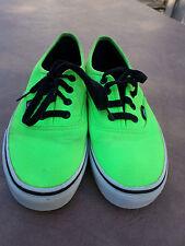 Vans Green Skate Shoes Men's Size 6