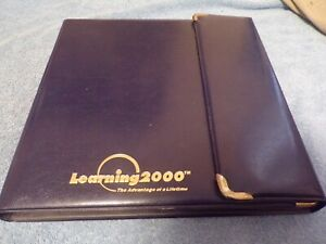 Learning 2000: Homeschool Learning System (Reading/Writing/Mathematics)