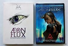 Aeon Flux - The Complete Animated Collection + Movie (DVD/CD, 5-Disc Set)