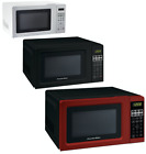 Digital Countertop Microwave Oven 0.7 cu ft 700W Kitchen Home Office Appliance photo