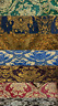 "Chenille Renaissance damask  Decor Upholstery, Sold By the Yard/sample 58""  wide"