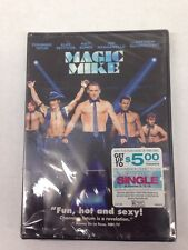 magic mike dvd New Sealed With Free Shipping