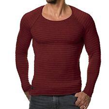 Fashion Mens Slim Fit Casual Shirt T-Shirt Long Sleeve Muscle Tee T-Shirts Tops