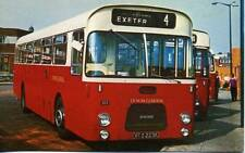Devon General Leyland Panther VCD223K Exeter Pike Postcard