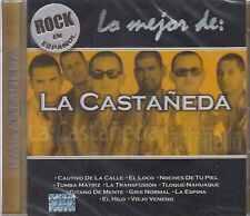 CD - La Castaneda NEW Lo Mejor De : En Rock En Espanol FAST SHIPPING !
