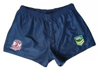 2XL W38 NRL TEAM EAST SYDNEY ROOSTERS FOOTY SHORTS RUGBY LEAGUE XCON