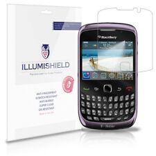 iLLumiShield Anti-Bubble/Print Screen Protector 3x for BlackBerry Curve 3G 9300