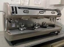 FAEMA STYLEMA - Macchina Caffè Espresso Professionale - 3 gr. semiautomatica