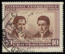 CHILE C220A (mi632) - Jose Gaspar Marin and J. Gregorio Argomedo (pa4939)