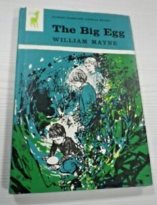 The Big Egg by William Mayne 1969 Hardback Illustrated by Margery Gill