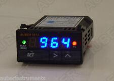 Digital Fuel Oil Pressure Gauge 10 bar/150 PSI, Blue