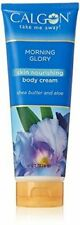 Calgon Shea-Enriched Body Cream (Morning Glory, 8-Ounce) Shea butter and Aloe