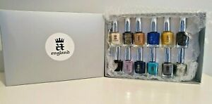 A England Nail Polish - 12 Bottle Designer gift set - The Mythical's Collection