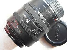 Objectif Canon EF 28-70mm 1 : 3.5 , 4.5 II