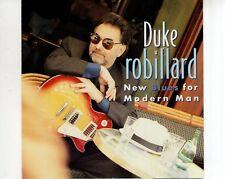 CD DUKE ROBILLARDnew blues for modern manEX+ (A2642)