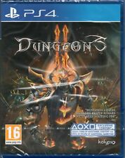 DUNGEONS II GAME PS4 (2) ~ NEW / SEALED