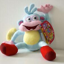 9.8 Dora The Explorer Boots Monkey Plush Stuffed Animal Doll Kids Soft Toy Gift