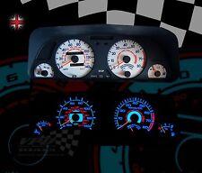 Peugeot 306 essence phase 1 speedo intérieur horloge dash éclairage mise à niveau dial kit