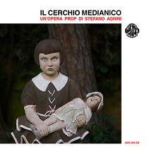 IL CERCHIO MEDIANICO/ Un'opera prop di Stefano Agnini  CD  italian prog