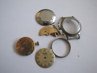 Vintage Relide 25 Jewels Automatic Watch - SPARES OR REPAIR