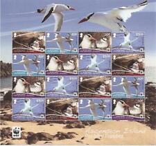 Ascension Klbg. Vögel Topikvogel WWF 2011 ** Mi. 1155/58