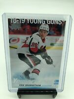 2019-20 UPPER DECK YOUNG GUNS series 2 ERIK BRANNSTROM