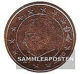 Belgien B 2 2000 Stgl./unzirkuliert 2000 Kursmünze 2 Cent