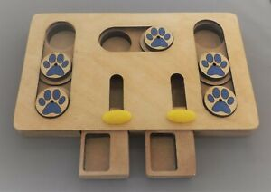 Dog Puzzle Cognitive Interactive Feeder