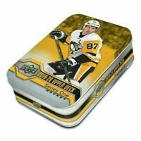 2019-20 Upper Deck Series 1 Hockey Crosby Tin Box NHL SEALED w/ OPC RC PACK! NEW